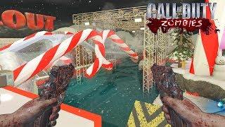 "WIPEOUT NAVIDEÑO CUSTOM ZOMBIES REGRESA EL PARKOUR | Black Ops 3 Zombies ""Mod Tools"""