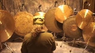 Healing Chakra 8 Gong Meditation/15 min. Full Octave