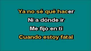 Yuridia - Angel - karaoke