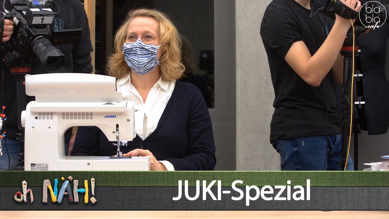 Download oh NÄH! – Die JUKI-Nähmaschinen DX5 & DX7 (Aufz. v. 04.12.2020)