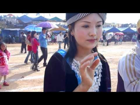 Most Beautiful Girl in Laos( New Year 2013)...Free Phone Number