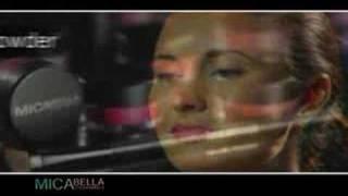 Apply Make-Up Blue Red Green Yellow Eye Shadow Nail Polish Mica Beauty Mineral Make-Up
