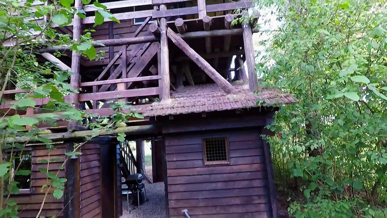 Cabane dans les arbres maison d 39 h te h nonvillle for Maison hote picardie