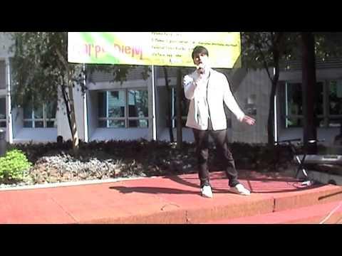 17. Jacky Lai  N14 等  陳百強  Medic Festival Talent Quest 2012 Preliminary