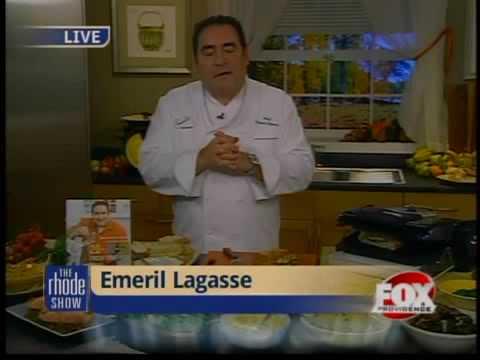 Chef Emeril Lagasee