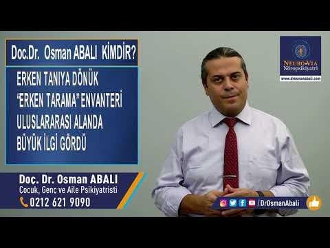 Dr Osman Abalı Kimdir