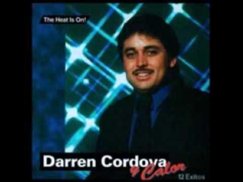 Darren Cordova- Cantinero