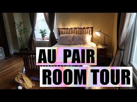 AU PAIR ROOM TOUR 2016 ♥ | ShirtsandSkirts