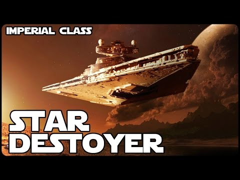 Star Wars Destructor Estelar Clase Imperial Datos E Información
