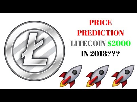 LITECOIN $2000 PRICE PREDICTION (NEW ALL TIME HIGH)