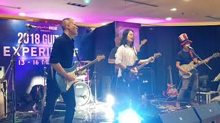 The ZAD Project - Surrender [Live Hiend Guitar Experience 2018]