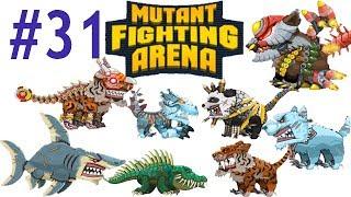 Mutant Fighting Arena - Unlocked Shark (Part 31)