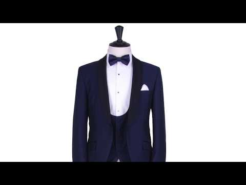 The dinner suit.