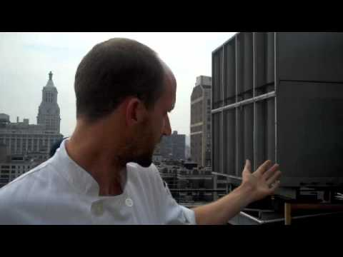 Eatocracy - Rooftop garden at the Gramercy Park Ho...
