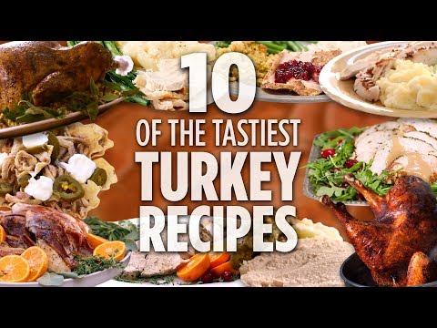 10 Of The Tastiest Turkey Recipes | Thanksgiving Food | Allrecipes.com