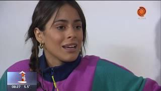 """Tini Stoessel en Córdoba: """"Hay que hacerse tiempo para el amor"""""""