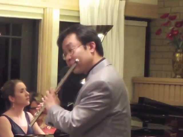 Saint-Saëns: Romance Op.37    Takeaki Miyamae, Fl / Lindsay Garritson, Pf