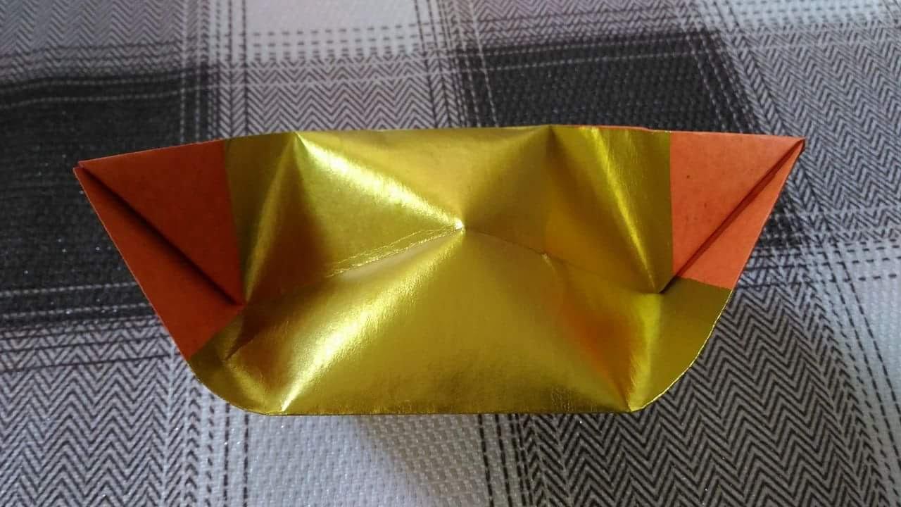 พับกระดาษเงิน ทองไหว้เจ้า แบบง่ายและสวยงาม Folding Paper