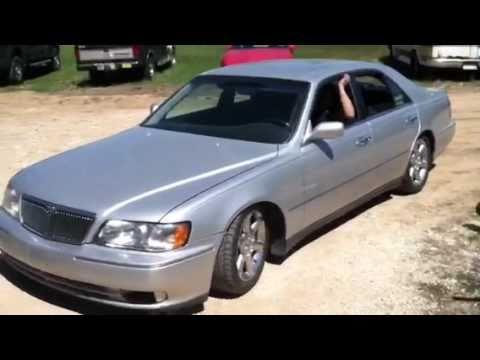 1998 Infiniti Q45 Y33 Rear Mount Turbo Vh41de Youtube