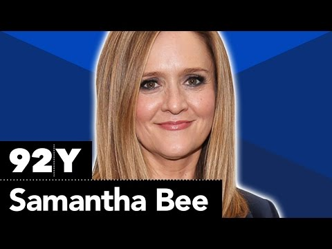 Samantha Bee in Conversation with Ana Gasteyer