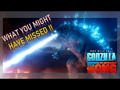 Godzilla vs Kong Super Bowl Trailer Breakdown