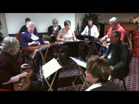 Dulcimer U Winter Weekend 2014