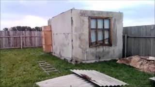 видео Перевозка блок контейнеров