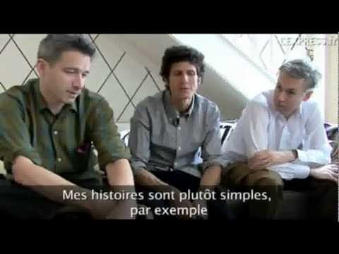 Beastie Boys HILARIOUS interview for French TV, 2009