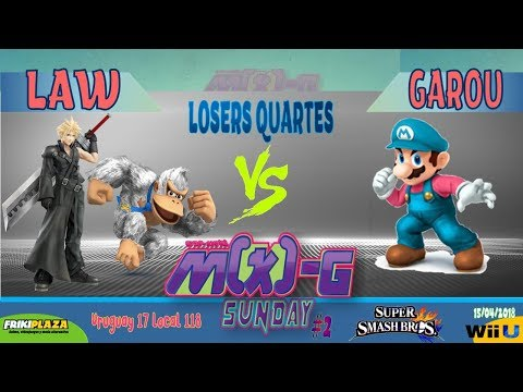 Law vs Garou Losers Quarters MKSunday #2