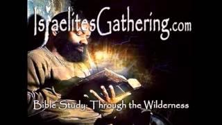 Israelites Gathering Bible Study -