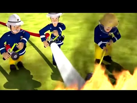 Fireman Sam New Episodes 🔥The Best Way To Stop A Fire 🚒 Fireman Sam Collection 🚒 🔥 Kids Movies