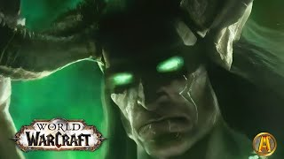 Tyrande Frees Illidan after 10000 Years - All Cutscenes [Warcraft 3: Reign of Chaos]