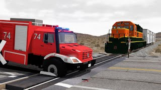 Train Accidents 11 | BeamNG.drive