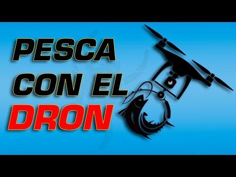 #VideoPesca# PESCA CON EL DRON?  – PHANTOM 3 ADVANCED
