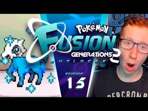 SHINY FUSIONS! - Pokémon Fusion Generations 2 Nuzlocke Part 15!