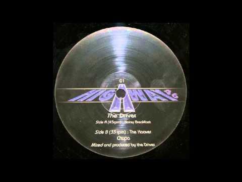 The Driver - Noisy Breakfast (Hard Techno 2001)