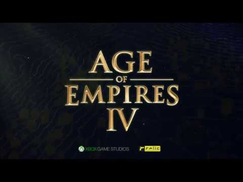 Age Of Empires IV Gameplay Trailer - X019