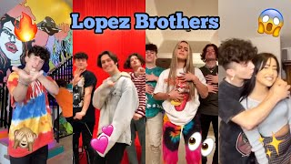 The Lopez Brothers ft. The Hype House TikTok's!!!😱💓