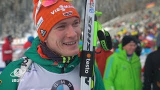 Doll, 4th but Happy in Last Competition before Olympic Winter Games
