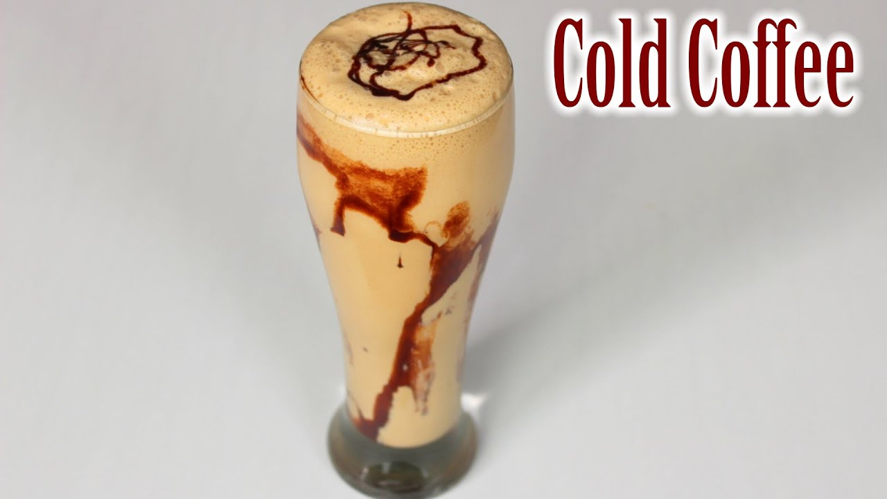 Cold Summer Coffee Drinks