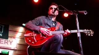 "Eric Church - ""Like a Wrecking Ball"" @ City Winery (Nashville)"