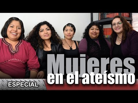 Mujeres en el ateísmo: Especial día de la mujer