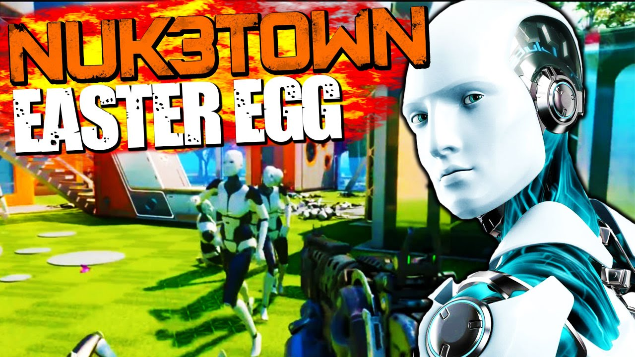 Black Ops 3: NUKETOWN EASTER EGG! Zombie Mannequins (NUK3TOWN ...