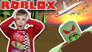 HOW TO SURVIVE FIRST NIGHT in ROBLOX EVIL ISLAND | ZOMBIE SURVIVAL
