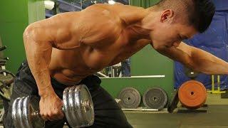 Monster Mass Tricep Workout