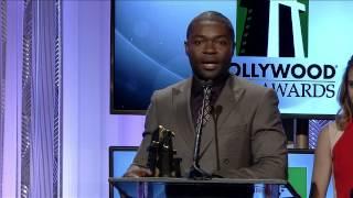 michael b jordan sophie nelisse david oyelowo honored for hollywood spotlight hfa 2013