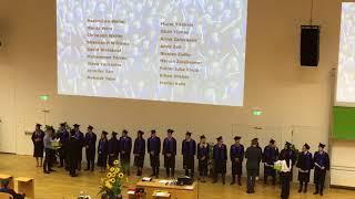 Bachelorgraduation