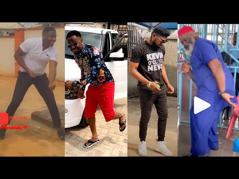10 Male Nigerian Celebrities Who Can Dance PART 2