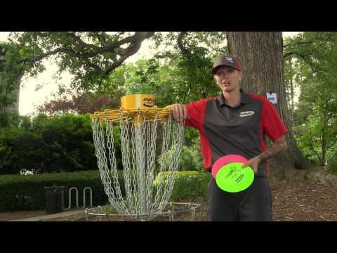 The Urban Smash disc golf tournament at Oglethorpe University