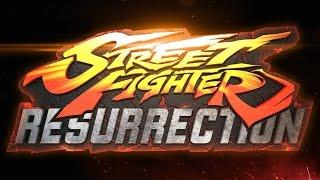 Street Fighter Resurrection Trailer